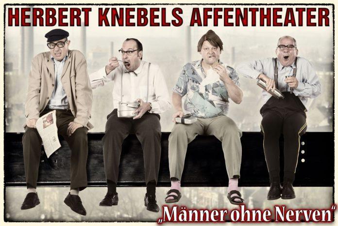 Herbert Knebel Affentheater - Stadthalle Attendorn