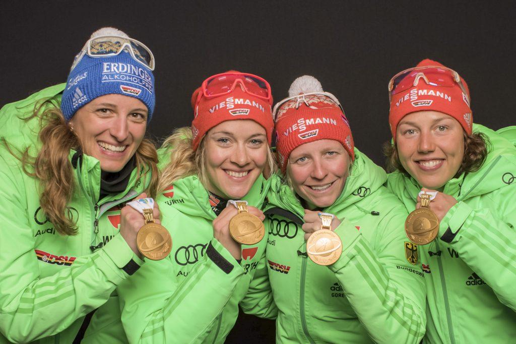 Gold-Maren aus Winterberg kommt nach Hause - sport-sauerland, region, region-wi-me-ha
