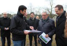 Dorfgemeinschaft Negertal informieren Horst Becker