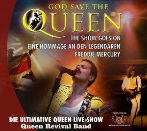 queen revival band god save the queen