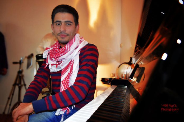 Matineekonzert mit Aeham Ahmad
