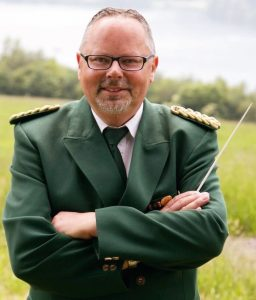 Dirigent Rainer Wolnizcak