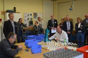 Werthmann-Werkstätten in Meggen öffnet Türen für seine Kooperationspartner - region, region-ki-le-fi