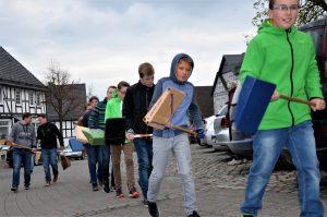 Faszinierende Osternacht in Hallenberg - region, region-wi-me-ha, hallenberg