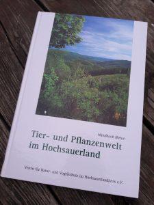 Handbuch Natur - Tier- und Pflanzenwelt im Hochsauerland