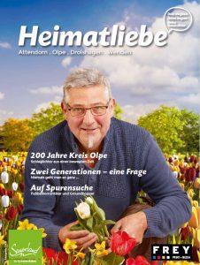 Heimatliebe Biggesee - Ausgabe 1.17 - Heimatliebe-Magazin Dein Magazin, Deine Region, Deine Geschichten