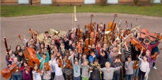 Kinderorchester NRW Kinder für Kinder