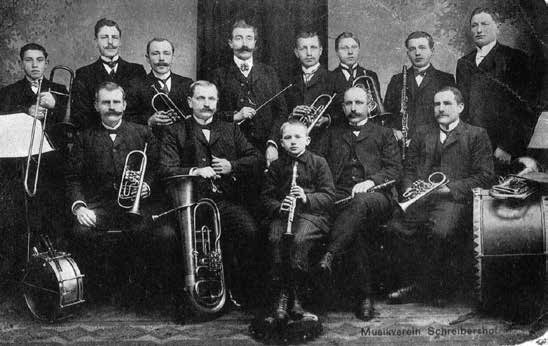 Musikfreunde Schreibershof