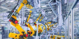 Automatisierung - Roboter - Zukunft der Arbeit - Industrie 4.0