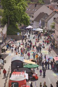 Wenn die Straße zur Staffelei wird.... - region, region-wi-me-ha, medebach