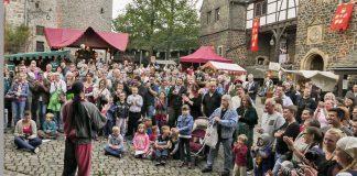 Zeitreise ins Mittelalter - Altena