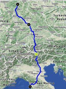 Mit Zahnpastafrische und Meeresbrise nach Rom - sport-sauerland, region, region-wi-me-ha, hallenberg