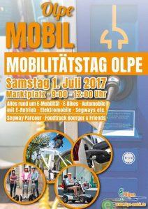"Mobilitätstag ""Olpe mobil"""