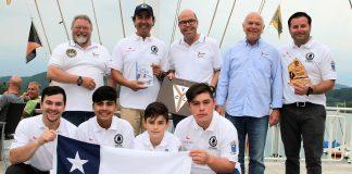 Yacht-Club Lister Partnerschaft mit chilenischer Segelschule