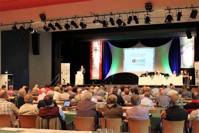 SGV Hauptversammlung 2017 - Stadthalle Attendorn