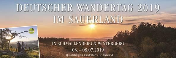 Deutscher Wandertag 2019