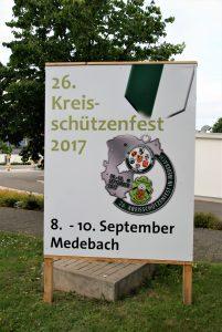 Kreisschützenfest 2017 Medebach - Bundesschützenfest Medebach ?