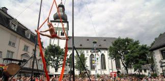 Kinder- und Gauklerfest Attendorn