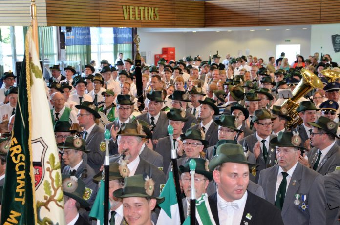 Bundesschützenfest Medebach ? - Foto: Rita Maurer