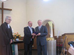 Heinrich Nolte erhält Kronenkreuz der Diakonie - region, region-wi-me-ha, medebach