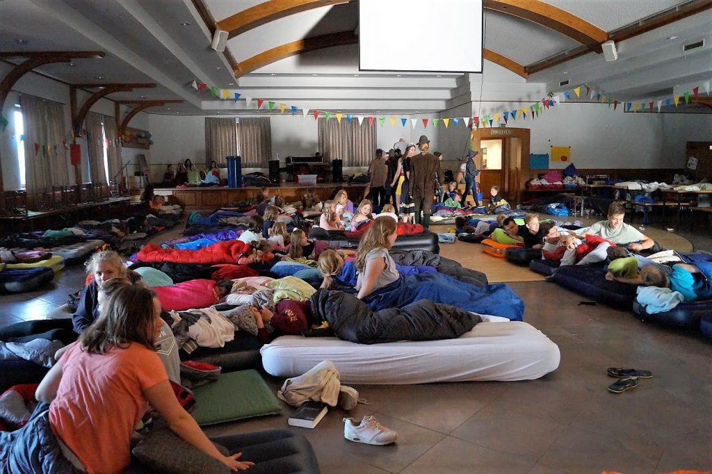 Oberschledorn zeigt Herz für ein geflutetes Zeltlager - region, region-wi-me-ha, medebach
