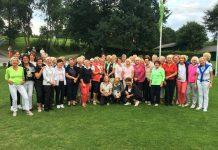 Repetaler Golferinnen zeigten ihr Herz für Mütter und Kinder