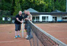 Neues Leben auf dem alten Tennisplatz in Hallenberg