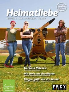 Heimatliebe Biggesee - Ausgabe 2.17 - Heimatliebe-Magazin Dein Magazin, Deine Region, Deine Geschichten