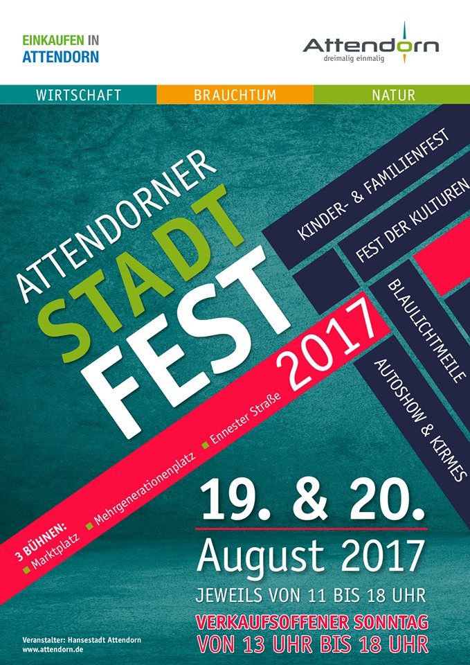 stadtfest attendorn 2017