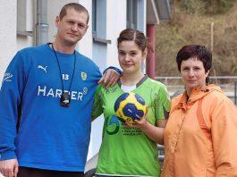 Gordana Mitrovic - Handballtalent aus dem Kreis Olpe