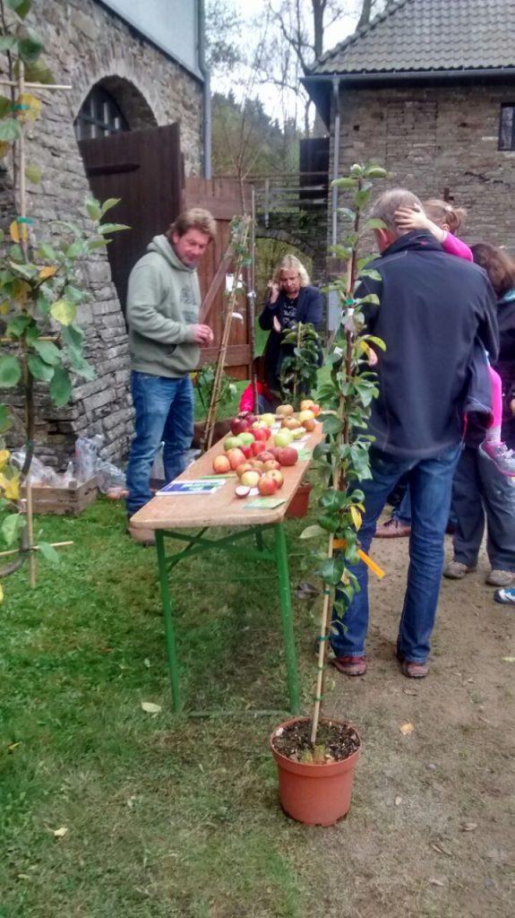 Apfelfest Wendener Hütte