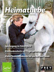 HEIMATLIEBE-MAGAZIN Ausgabe Biggesee No. 3