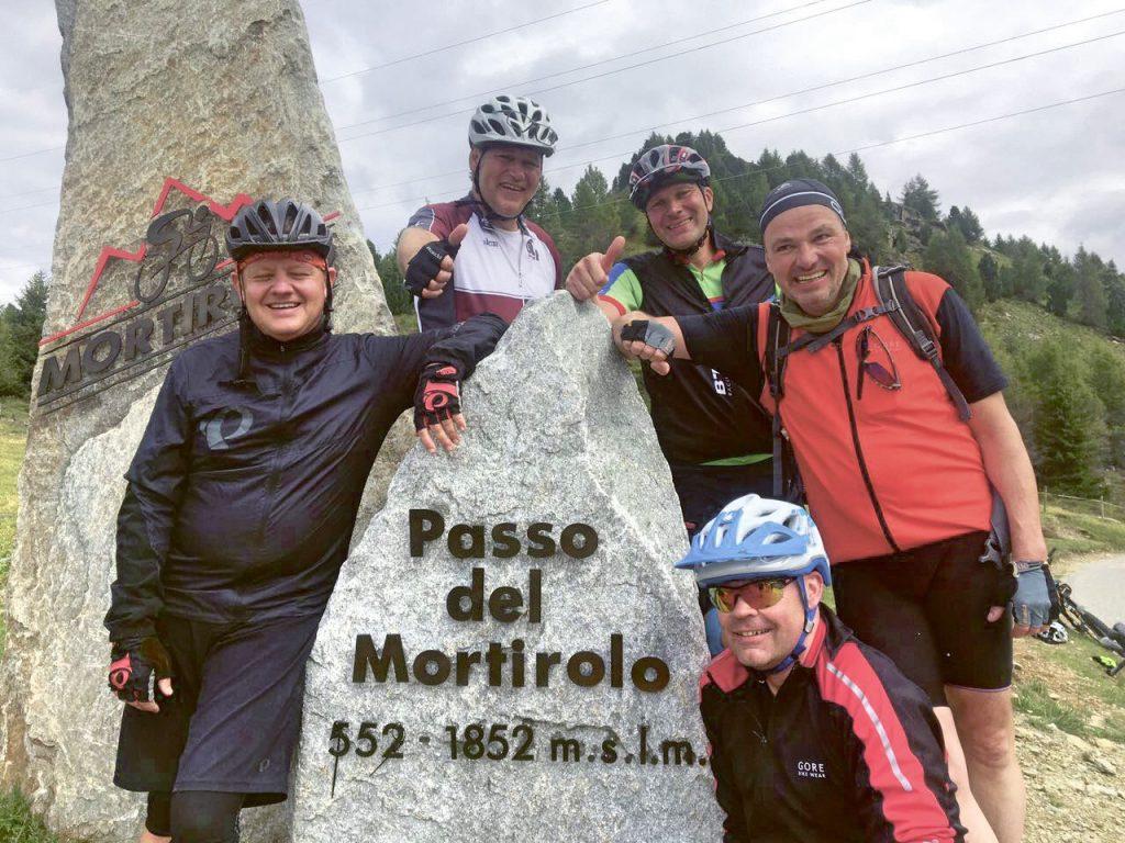 Heimatliebe - Alpenüberquerung