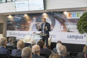 """Auf der Zukunftskonferenz auf dem Campus der Stadtwerke Arnsberg: """"Zukunft ist, was wir daraus machen."""" - sundern, region-arnsberg-sundern, arnsberg"""