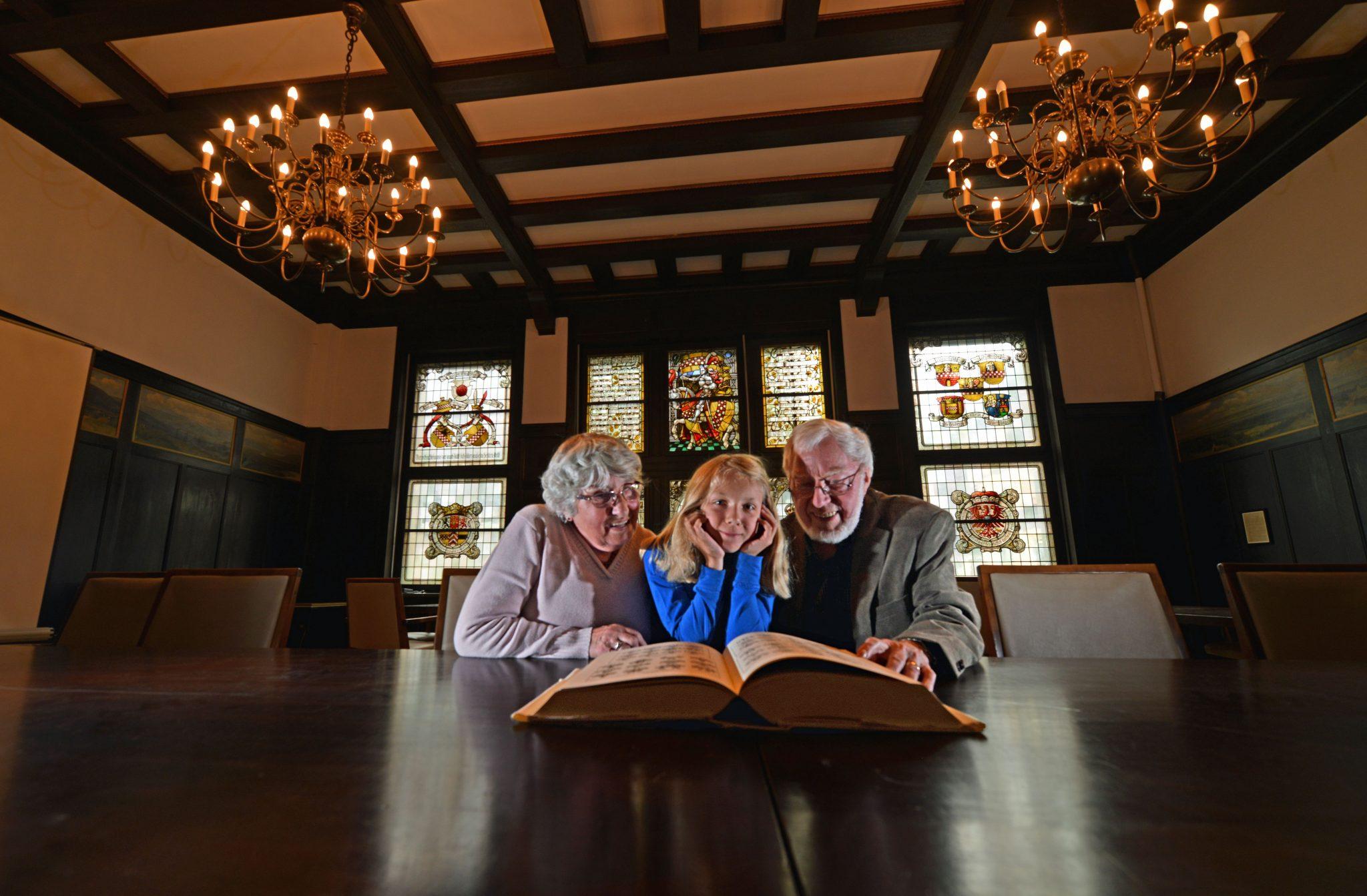 Kreisarchiv und Landeskundliche Bibliothek in Altena