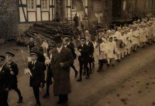 Erstkommunion früher und heute