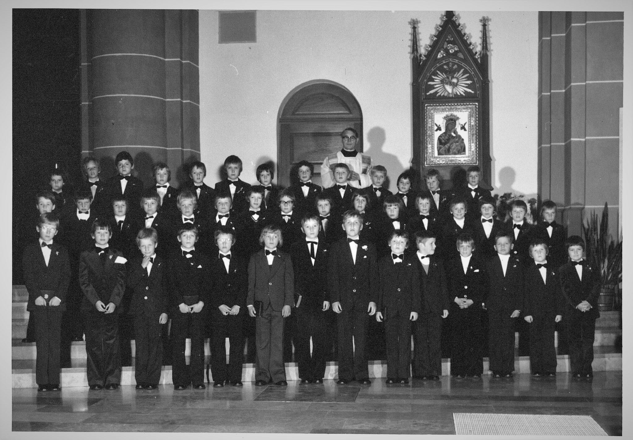 Erstkommunion früher und heute - region, region-wi-me-ha, medebach