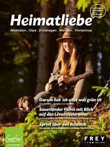 Heimatliebe Biggesee - Ausgabe 3.17 - Heimatliebe-Magazin Dein Magazin, Deine Region, Deine Geschichten