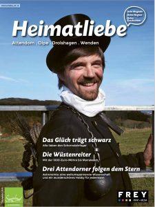 Heimatliebe Biggesee - Ausgabe 6.18 - Heimatliebe-Magazin Dein Magazin, Deine Region, Deine Geschichten