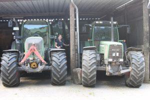 Landwirtschaft, Trecker