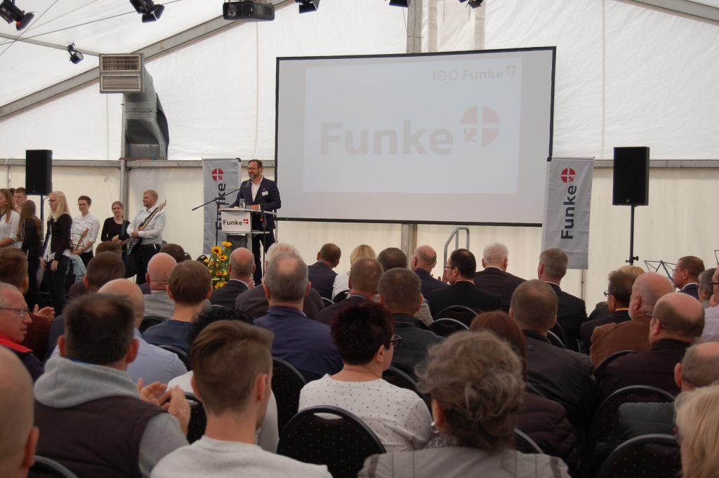 Firma Franz Funke feiert 100-jähriges Bestehen - sundern, region, region-arnsberg-sundern, arnsberg