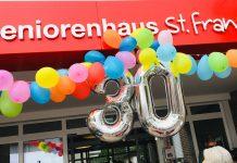 Sommerfest und 30 Jahre Seniorenheim St. Franziskus Sundern