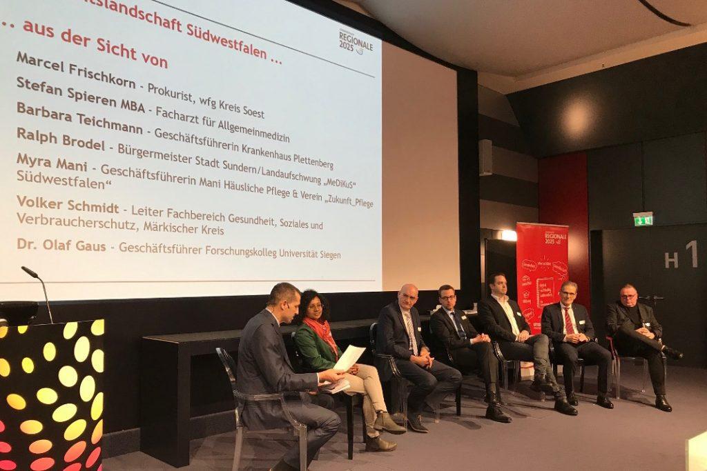 Gesundheitsversorgung der Zukunft in Südwestfalen gemeinsam gestalten - region-biggesee