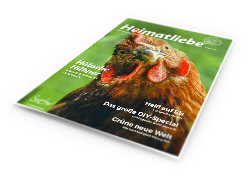 Die neue Heimatliebe Ausgabe Arnsberg-Sundern ist da! - sundern, region, region-arnsberg-sundern, arnsberg