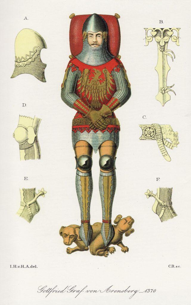 650. Todestag von Graf Gottfried IV. – und ein Geschenk für die Stadt Arnsberg - sundern, region, region-arnsberg-sundern, arnsberg